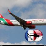 Soudan: Kenya Airways introduit sa demande de survol pour relier Israël