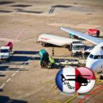 Аэропорт Коуба  в городе Коуба  в Алжире