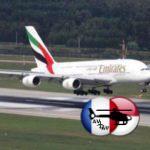 Авиакомпания Emirates получила три самолета Airbus А380 и два Boeing 777