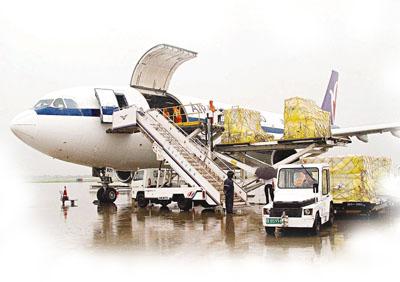 Услуги грузовой авиации в Африке