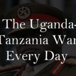 Война Уганды и Танзании