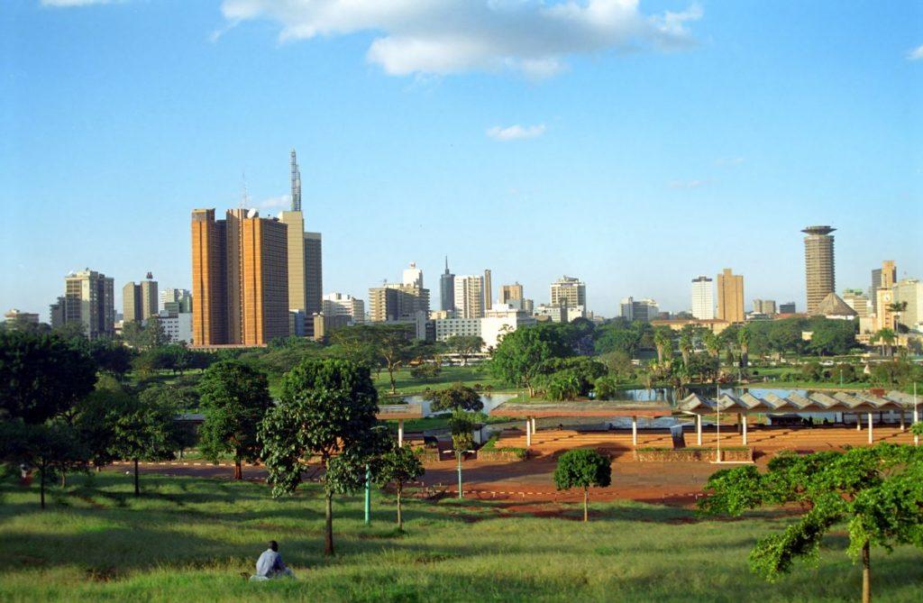 деловая авиация в Кении, Найроби